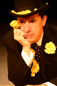 Stephen Colbert in Bloomsday on Broadway